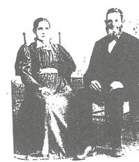 Photo of Gardner and Maria Dunn Curtis